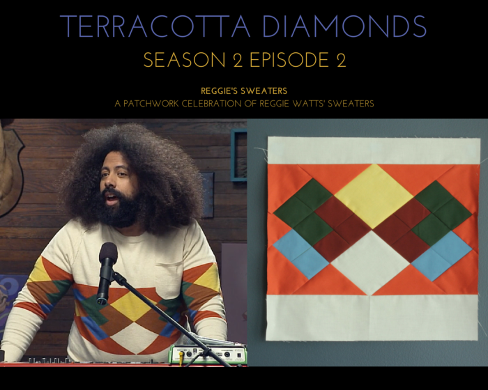 season 2 episode 2 terracotta diamonds reggies sweaters