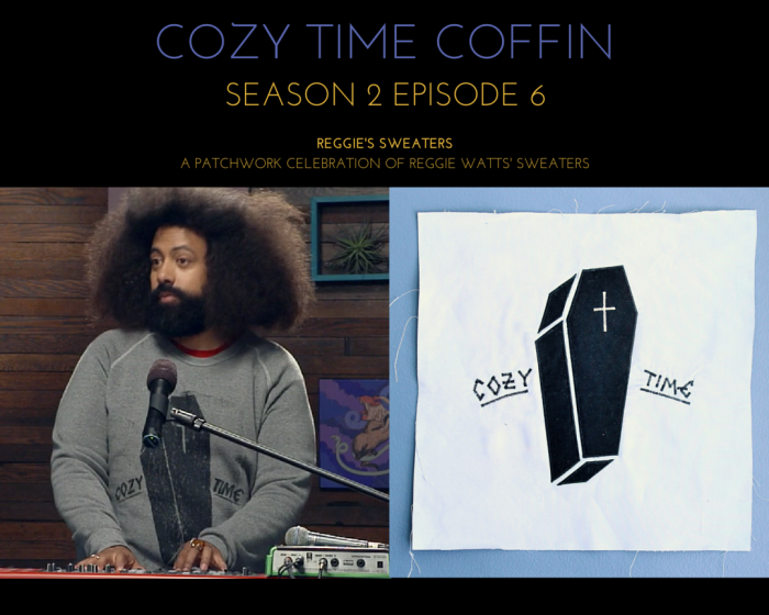 s2 e6 reggies sweaters cozy time coffin
