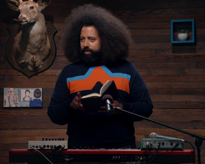 s3 e11 reggie watts comedy bang bang